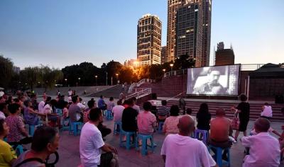 好消息!电影院上座率上限提升至75%  武汉三大江滩露天电影恢复放映