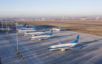 民航局:10月1日当天全国民航运送旅客预计达167万人次