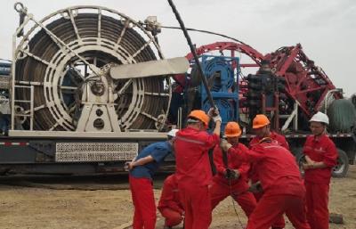 8874.4米!西北油田再创亚洲陆上最深定向井纪录