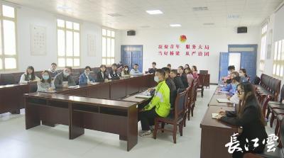 长江大学学生收听收看纪念中国人民志愿军抗美援朝出国作战70周年大会