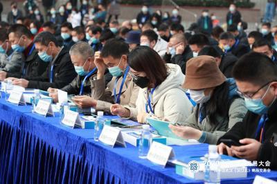 汉交会举行集中签约活动 252个内外贸项目达成合作金额2760亿元