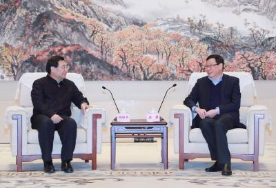 全力保护传承弘扬长江文化!应勇王晓东与文化和旅游部部长胡和平座谈