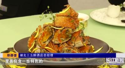 花式楚菜亮相第三届楚菜美食博览会