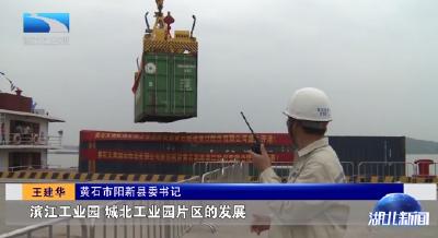 对话主官 | 阳新县委书记王建华:通过城镇化建设搭建工业平台