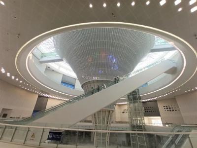 湖北省科技馆新馆开馆时间定了