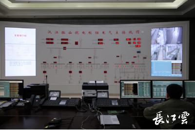 十堰郧西:四台机组并网发电 汉江孤山航电枢纽电站发电量有多大?