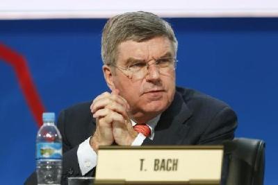 国际奥委会主席巴赫:将全力以赴确保东京奥运会举行