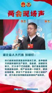 Vlog丨湖北省人大代表刘明灯:让通城成为中国涂附磨具产业高地