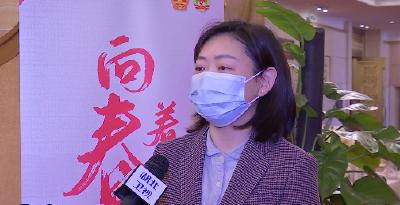 湖北省人大代表张淑香:仙桃在疫情防控中提供了全国40%的防疫物资保障供应