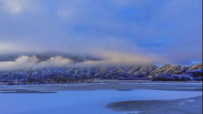 湖北月历 | 一月:雪落荆楚,万象更新