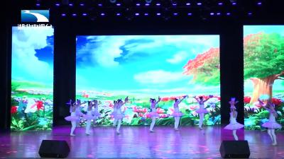 小明星舞蹈艺术培训中心丨《幸福花》
