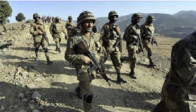 印度和巴基斯坦军方通话,同意在争议地区实施停火