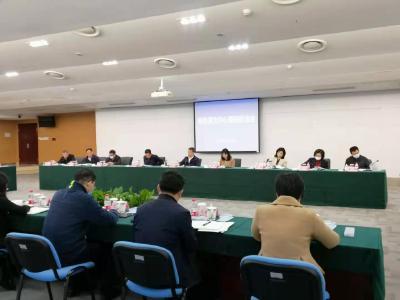 张文兵副省长调研富邦科技和专利审查协作湖北中心