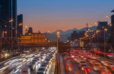 元宵节赏灯观景最好乘公共交通