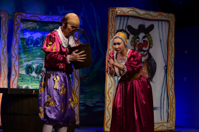 直播   武汉人艺儿童剧《快乐的汉斯》2月27日10点与您快乐相约