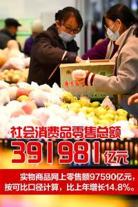 """用实力说话!""""数""""说2020年中国经济"""