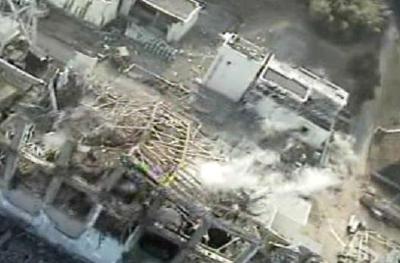 日本福岛53个核污水罐因强震发生位移 未发现泄漏