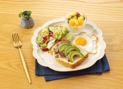学生早餐的正确打开方式!低脂又营养的牛油果超级碗,吃一口就爱上!