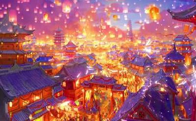 你知道吗?元宵节是中国的传统情人节