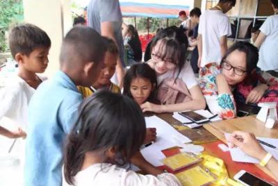 中国在柬探索海外扶贫新模式