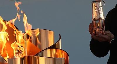 奥运圣火如何传递?日本在造气氛和防疫情上煞费苦心
