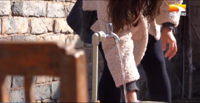 新建水廠 梁子湖區十萬多人家門口用上自來水