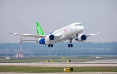 尝鲜!国产大飞机将执飞武汉⇆上海