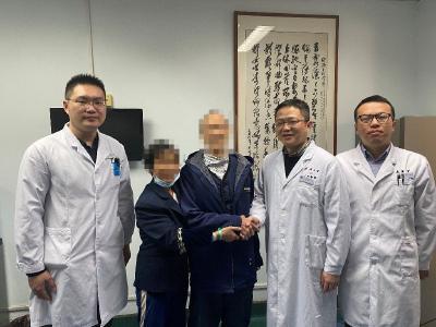 MDT团队挽救国内亲人生命,新加坡医生点赞武汉大学人民医院