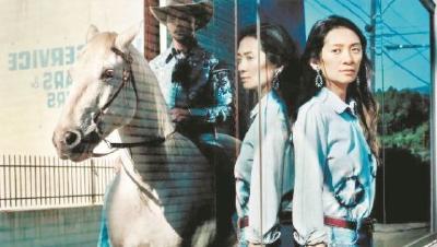 金球奖史上首位华人女导演是位北京大妞