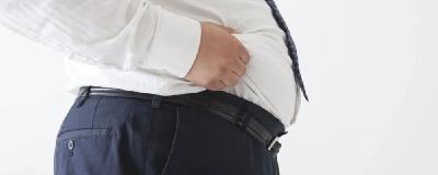 """""""秃""""然肥胖的中年危机"""