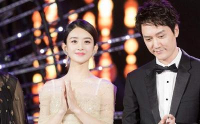 刚刚!赵丽颖和冯绍峰宣布离婚!