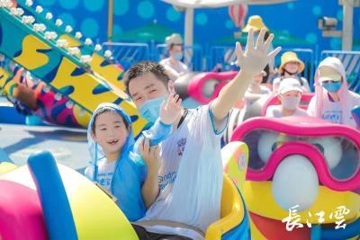 儿童节来袭!在武汉欢乐谷可从5月一直玩到6月