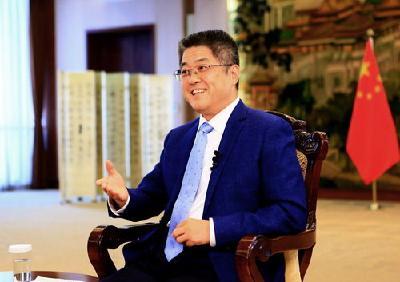 """外交部副部长乐玉成:制裁新疆企业是要在新疆制造""""强迫失业""""和""""强迫贫困"""""""