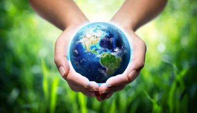 为共建清洁美丽世界而积极行动