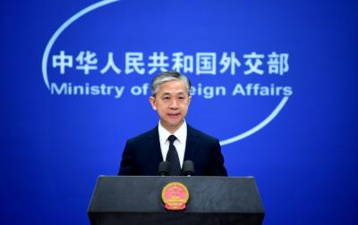 外交部:在人权问题上,日美对中国和世界人民有欠账