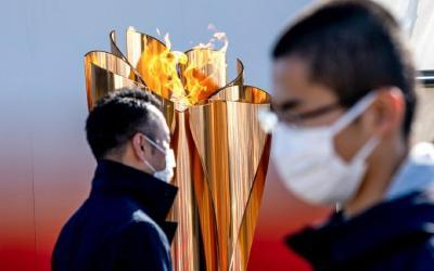 东京奥运火炬传递出现首例新冠病例