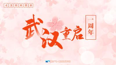 重启一周年,写给武汉的情书