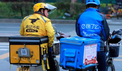 劳动力群体大转移:近4成新增外卖骑手来自制造业工人