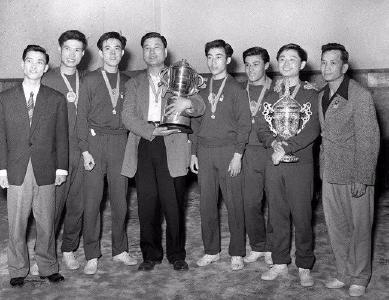 【党史故事】第26届世界乒乓球锦标赛在北京举行