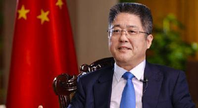 外交部副部长乐玉成:中美之间应是你追我赶的良性竞争,而不是你死我活的恶性竞争