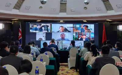 2021英国生命科学技术对接会在武汉成功举办