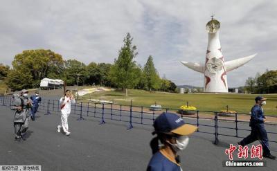 因疫情日本福冈全县取消圣火传递 仅举行点火仪式