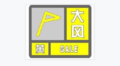 武汉市发布大风黄色预警!请注意出行安全