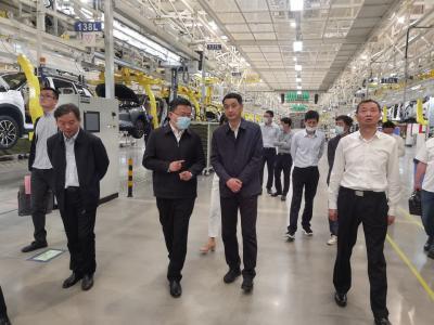 刘海军在黄冈市调研工业经济运行时强调 增强一盘棋意识 凸显高质量成色