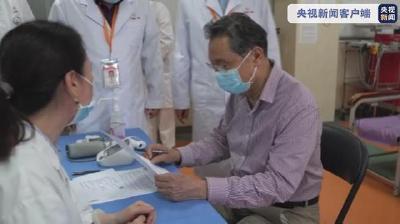 钟南山接种新冠疫苗:感觉很好,希望大家尽快接种