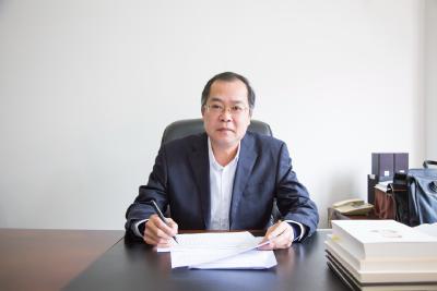 市县局长谈营商环境丨鄂州市市场监管局党组书记、局长喻志斌