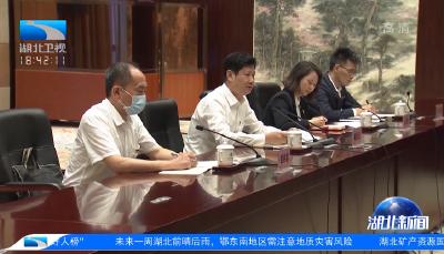 湖北省党史学习教育巡回指导工作组深入各市州、单位督促指导