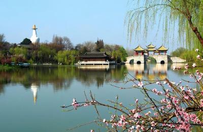 今起,扬州瘦西湖、大明寺等多家景区暂停对外开放