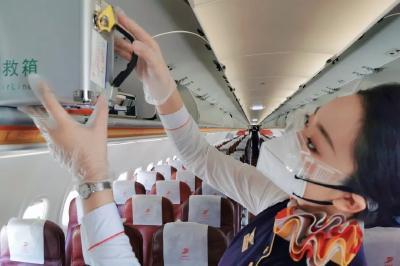 武汉天河机场发布重要防疫提示