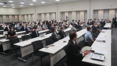 驻日本大使孔铉佑出席国际亚洲共同体学会研讨会并发表演讲